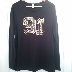 EUC No Boundaries Sweater XXL